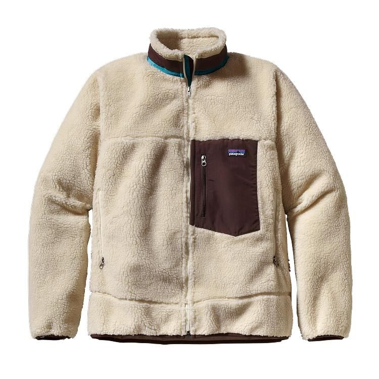Men's Classic Retro-X® Fleece Jacket | Natural brown, Natural and ...