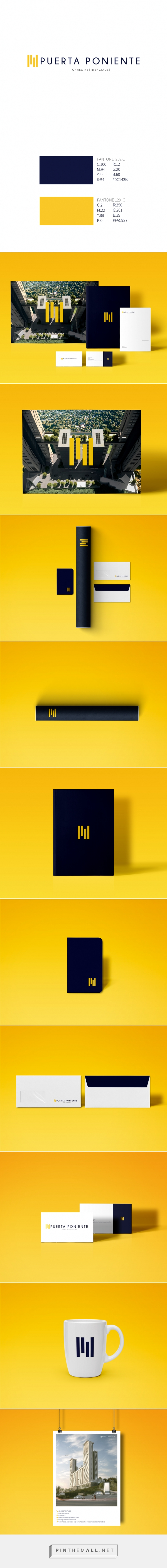 Puerta Poniente on Behance... - a grouped images picture - Pin Them All