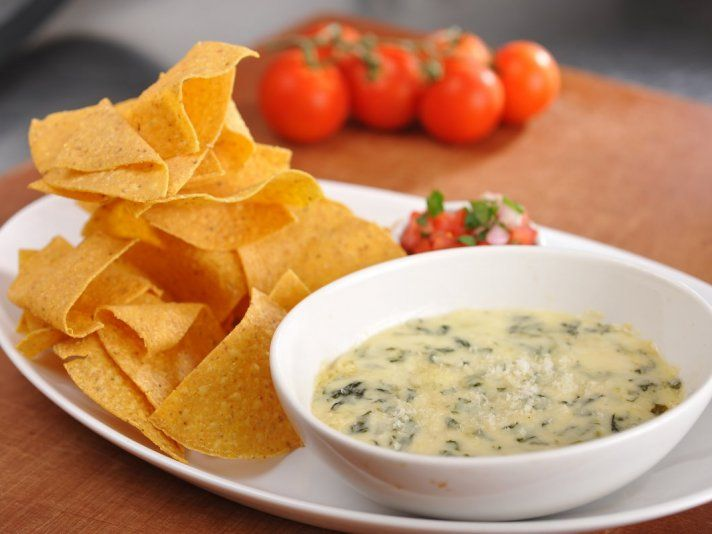 Party dips: Joey's spinach and artichoke dip