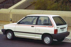 1988 Ford Festiva L Baby