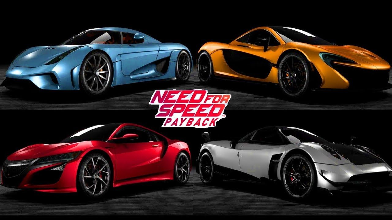 need for speed payback race all cars nfs 2017 view car games need for speed payback. Black Bedroom Furniture Sets. Home Design Ideas