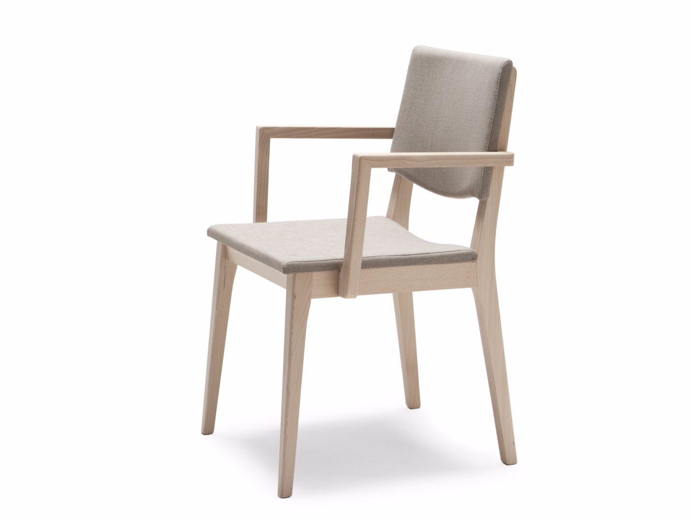 Sedia Imbottita Con Braccioli : Sedia imbottita con braccioli maxim soft collezione maxim soft
