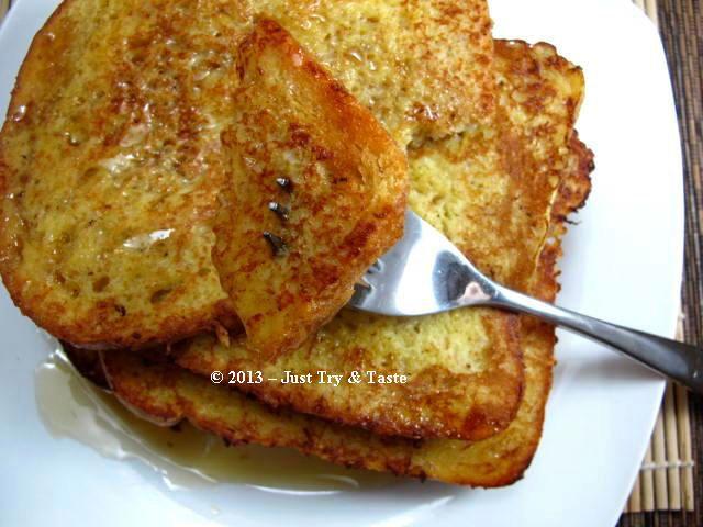 French Toast Roti Panggang Resep Makanan Toast