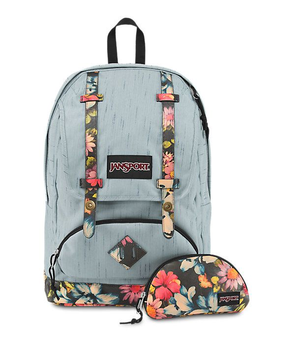 Baughman backpack | Gardens, Jansport and Leather