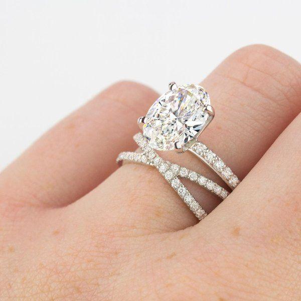 How To Wear Wedding Rings Brilliant Earth In 2020 Modern Engagement Rings Brilliant Earth Rings How To Wear Rings