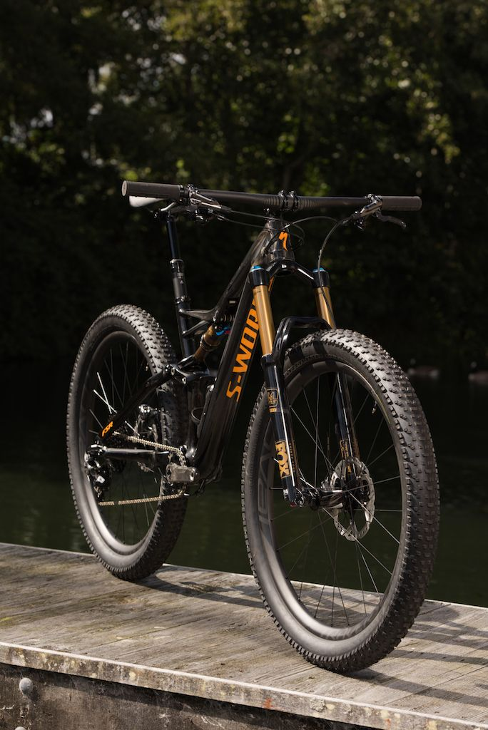 First Ride 2016 Specialized Stumpjumper Fsr Specialized