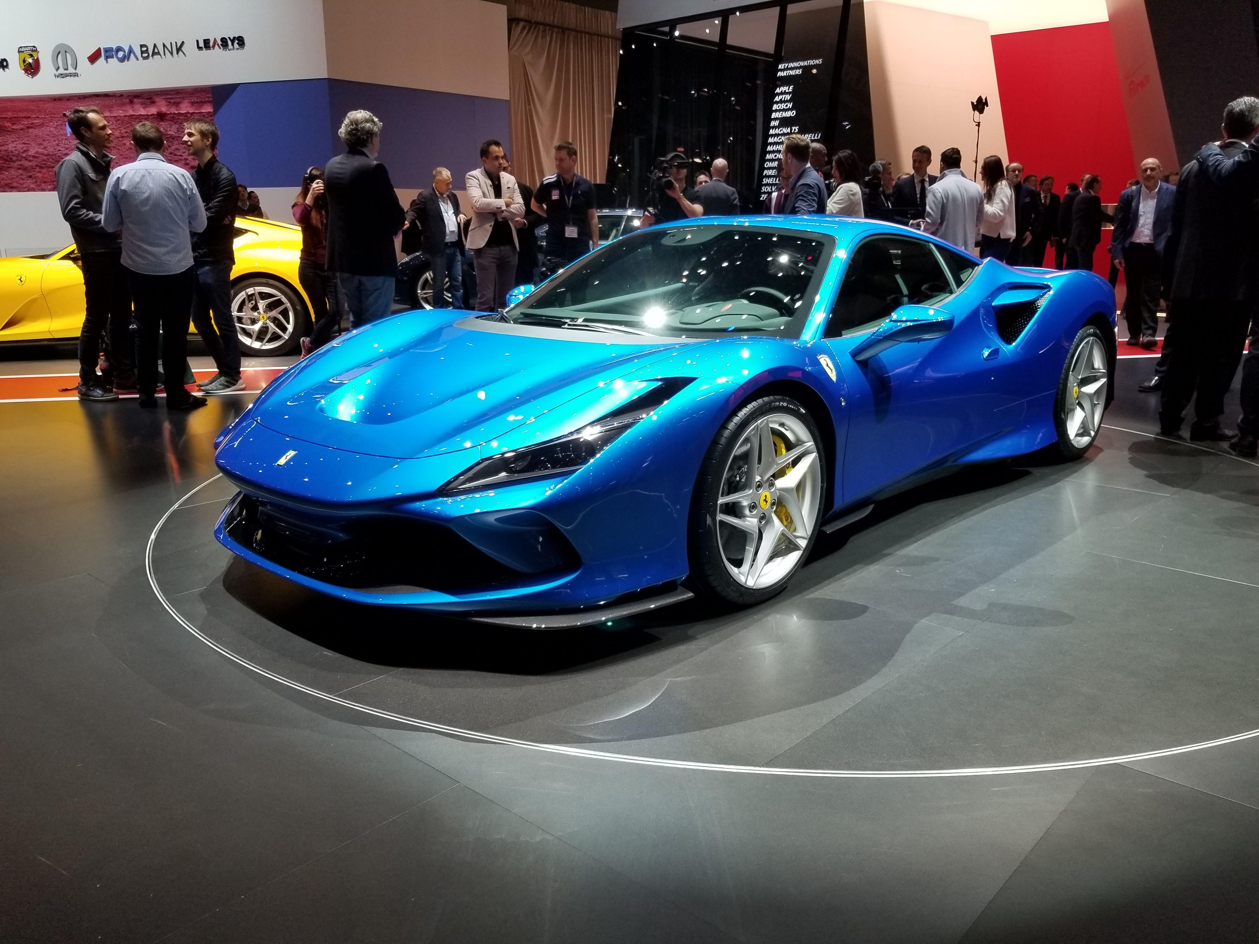 The 2020 Ferrari F8 Tributo Looks Amazing Heralds Good Things For Ferrari S Styling Language Top Speed Ferrari Testarossa Ferrari Ferrari World