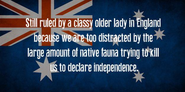 Australia. #historyoftheworld