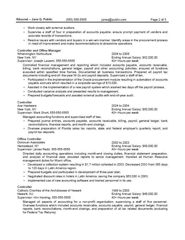 usa jobs resume cover letter sample templates job examples