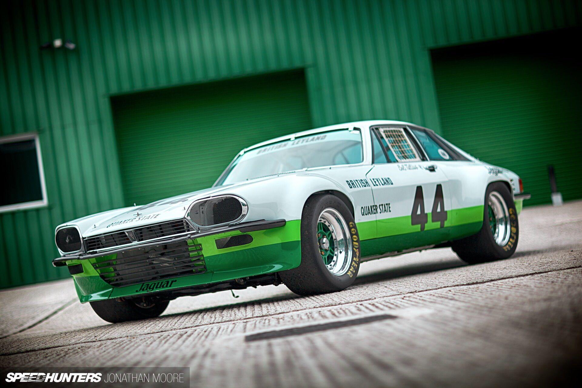 Jaguar XJS V12 Race Car | Classic Cars | Pinterest | Cars, Dream ...