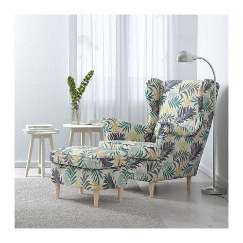 Poltrone Da Ikea.Poltrona Strandmon Gillhov Fantasia Studio Cameretta
