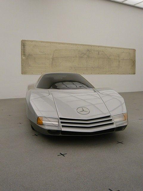 [Historique] Mercedes C 111 (1969-1979)