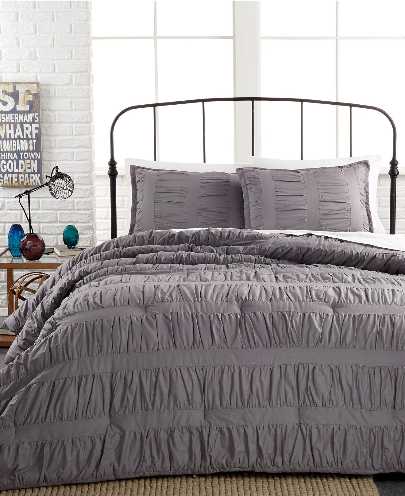 grey and charcoal picture images duvetvers magnificent comforter kingmforter gray white dark impressive queen black sets set bedding sheets designs