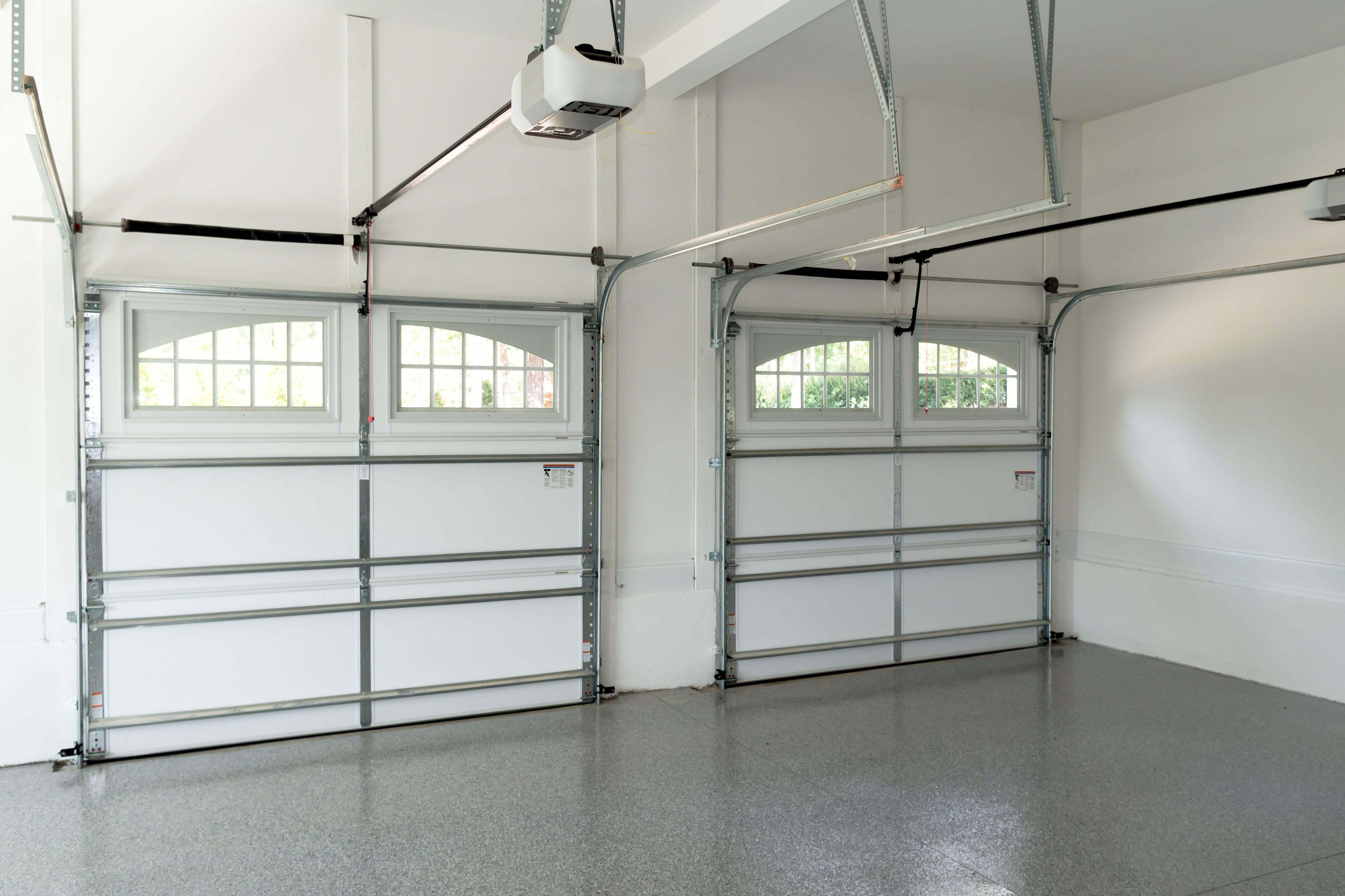 Tips To Reduce Garage Door Noise Garage Interior Door Repair Anderson Garage Doors