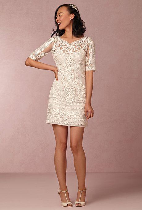Little White Dresses You Can Buy Right Now | Pinterest | Matrimonio ...
