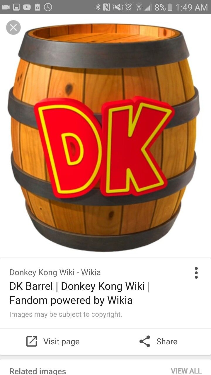 Pin By Ariane Doduc On Cupcake Request Donkey Kong Country Donkey Kong Party Donkey Kong Country Returns