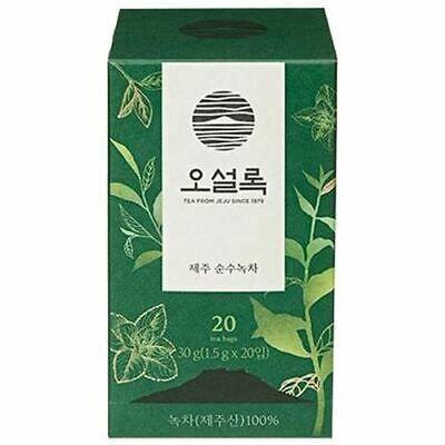 Photo of Advertisement – AMOREPACIFIC Osulloc Jeju Pure Green Tea – Greentea