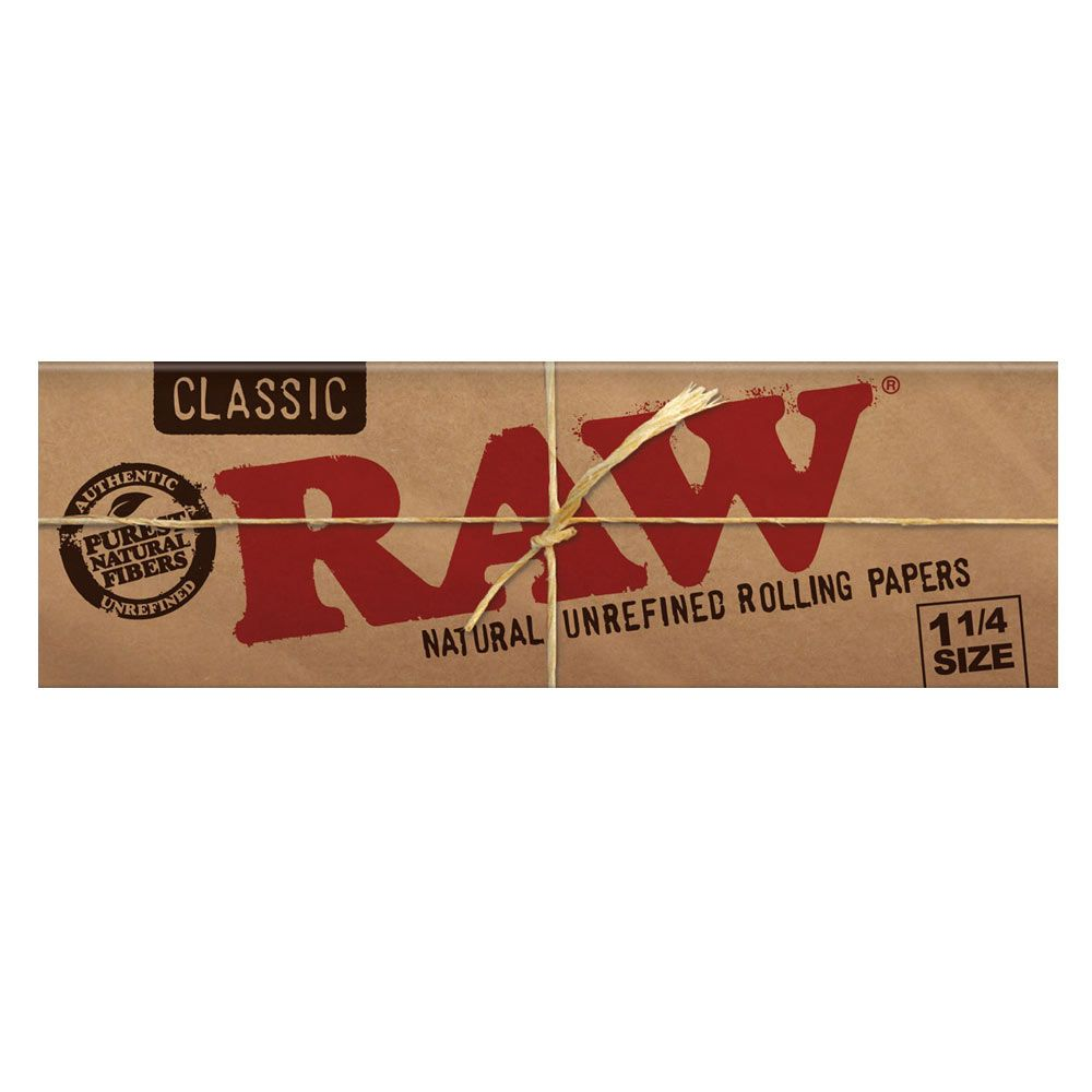 006 Raw is the most popular brand of rolling papers. Rolled