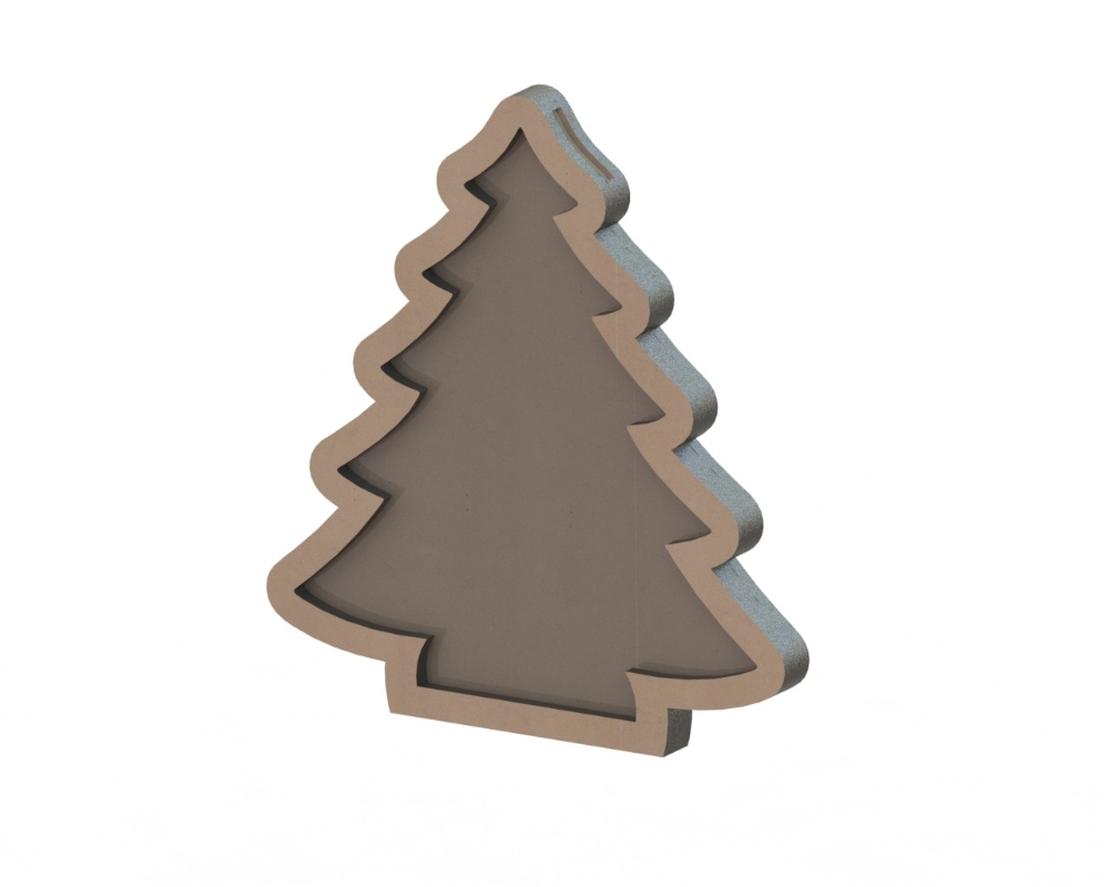 Mdf Christmas Tree Free Vector Cdr Download 3axis Co In 2020 Tree Free Vector File Vector Free