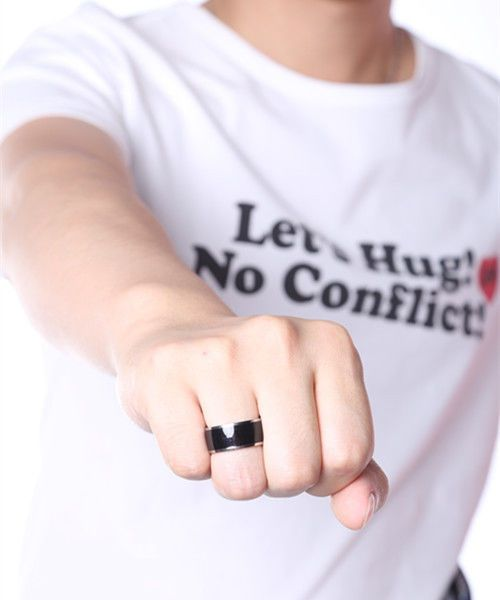 Wearable Tech Smart Ring NFC for APP Lock Unlock Android