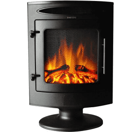 Electric Wood Burning Stove Google Search In 2020 Freestanding Fireplace Electric Fireplace Fireplace Heater