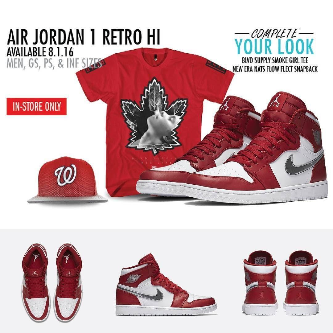 new style 954ca 00872 Monday Release! Air Jordan 1 Retro High 'Silver Medal ...