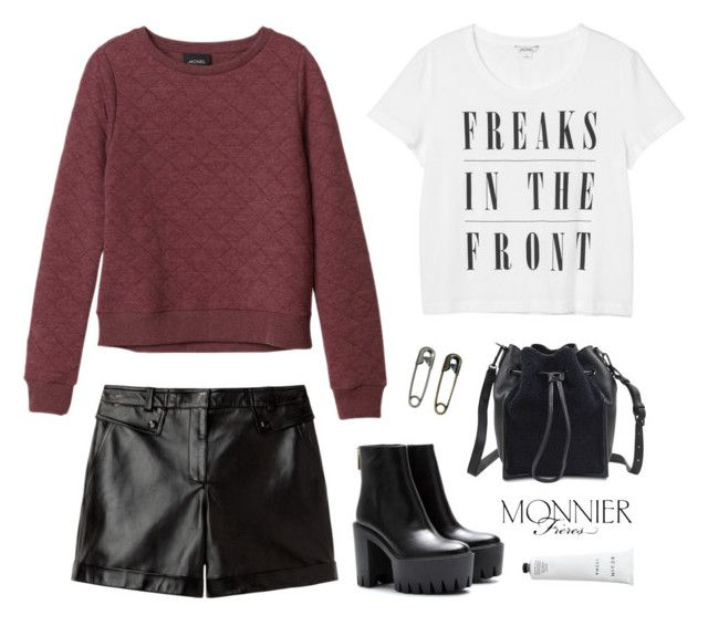 """""""Crazy in love, dancing on the ceiling..."""" by diegolohve ❤ liked on Polyvore featuring Monki, Alexander Wang, 3.1 Phillip Lim, STELLA McCARTNEY, Rodin Olio Lusso, women's clothing, women's fashion, women, female and woman"""