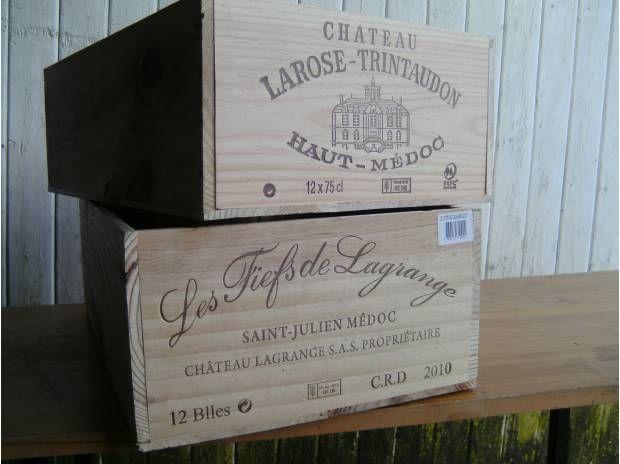 photos vivastreet caisses de vin en bois vides a faire boutique pinterest caisse a vin. Black Bedroom Furniture Sets. Home Design Ideas