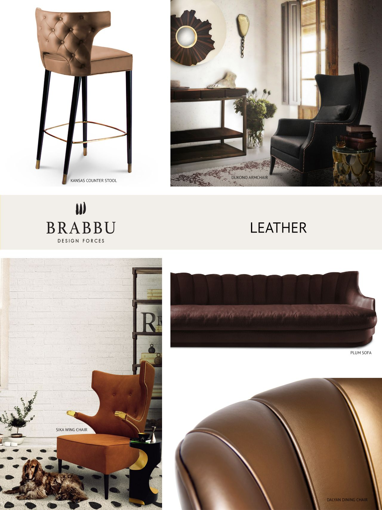 BRABBU Created A Unique Set Of Mood Boards With Inspirational Ideas For  Living Room Ideas 2017 Based On The Materials That Will Trend Next Year.