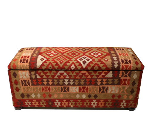 Phenomenal Kilim Storage Ottoman In 2019 Ottoman Upholstered Andrewgaddart Wooden Chair Designs For Living Room Andrewgaddartcom