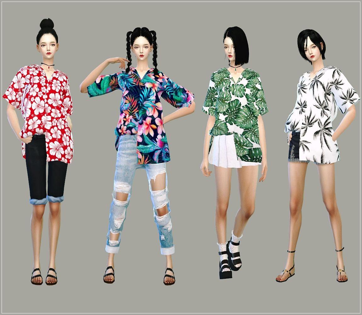 sims 4 item creation blog. | Korean outfits, Sims 4 cc ...Korean Toddler Cc Sims 4