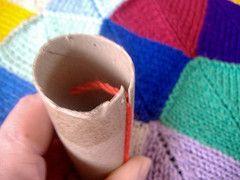 Photo of DIY garnvikling: dette vil være mye mer praktisk for vår strikkeklubb enn på …