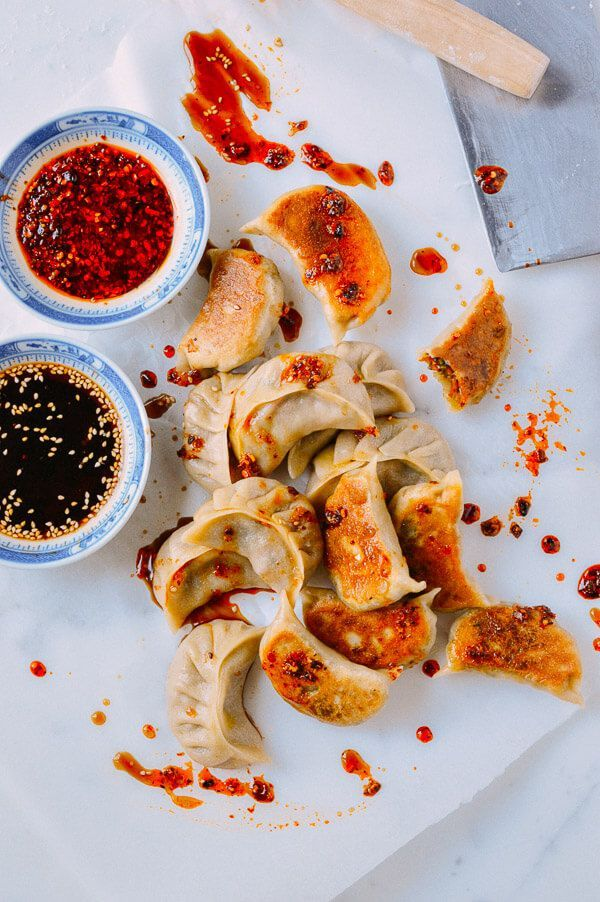 Traditional vegetable dumplings japanese food recipes 18 ways to celebrate the year of the monkey vegetable dumplings find this pin and more on japanese food recipes forumfinder Choice Image