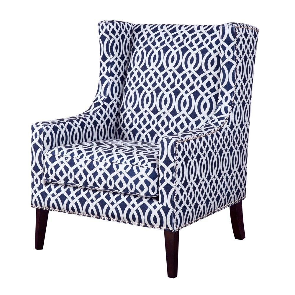 Surprising A Colette Wing Chair Is A Classic Chair Combining An Ocoug Best Dining Table And Chair Ideas Images Ocougorg