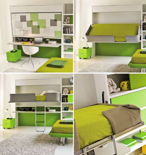 What A Great Option For A Small Bedroom. Would Be Perfect For A Growing  Boy. Via @Meaghan Bennewitz Design