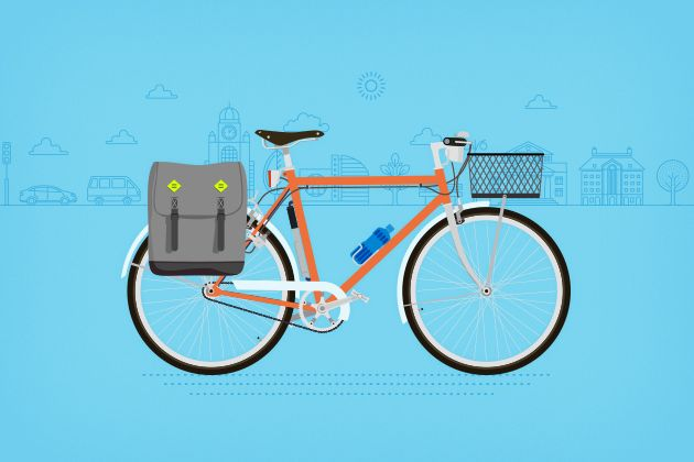 The Best Bike Panniers Bike Panniers Best Bike Rack Cool Bikes