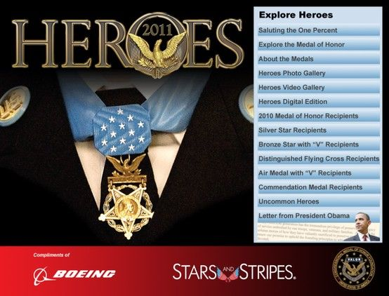 Stars and Stripes: Heroes 2011