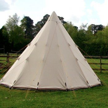 Sandstone Tipi Tent Tent Glamping Tent Teepee