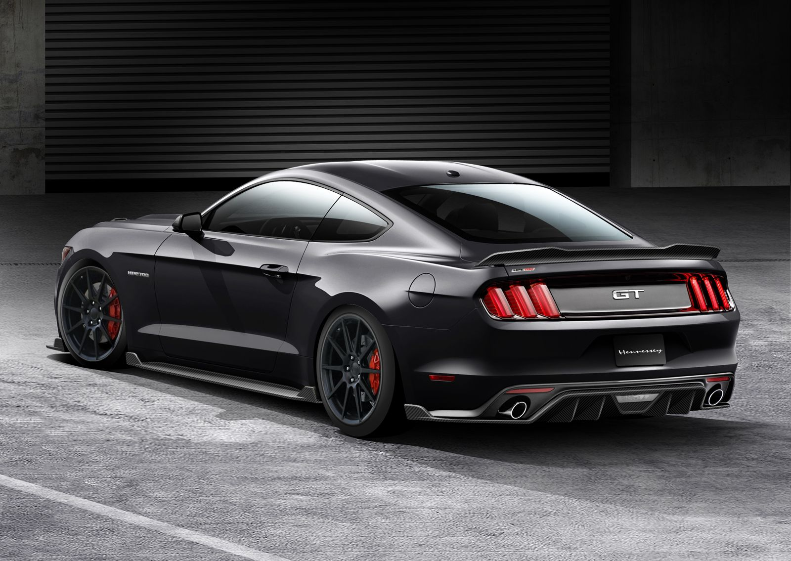 The Hpe Is Made To Challenge The Hugely Powerful Dodge Challenger Hellcat New Ford Mustang