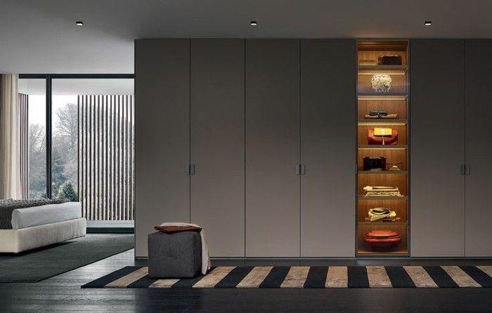 Les portes de placard, on vous donne 45 idées en photos! | Pinterest ...