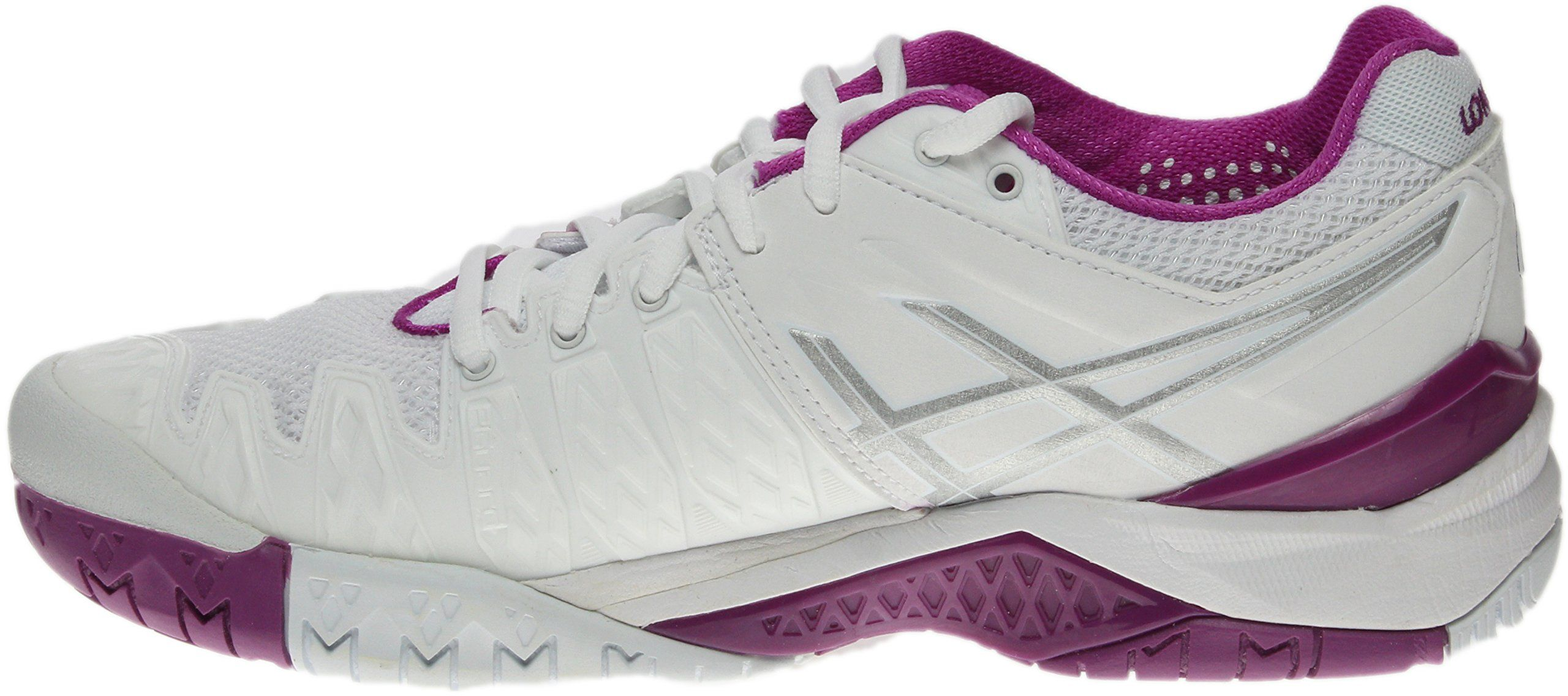 ASICS GelResolution 6 L.E. London Womens Tennis Shoe 11