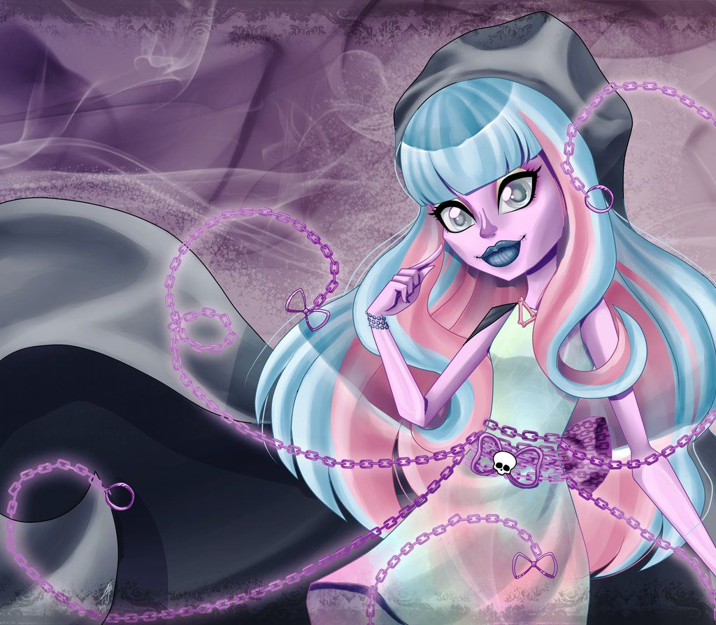 Monster High River Styxx By Airinreika On Deviantart Monster High Characters Monster High Freaky Monster High Art