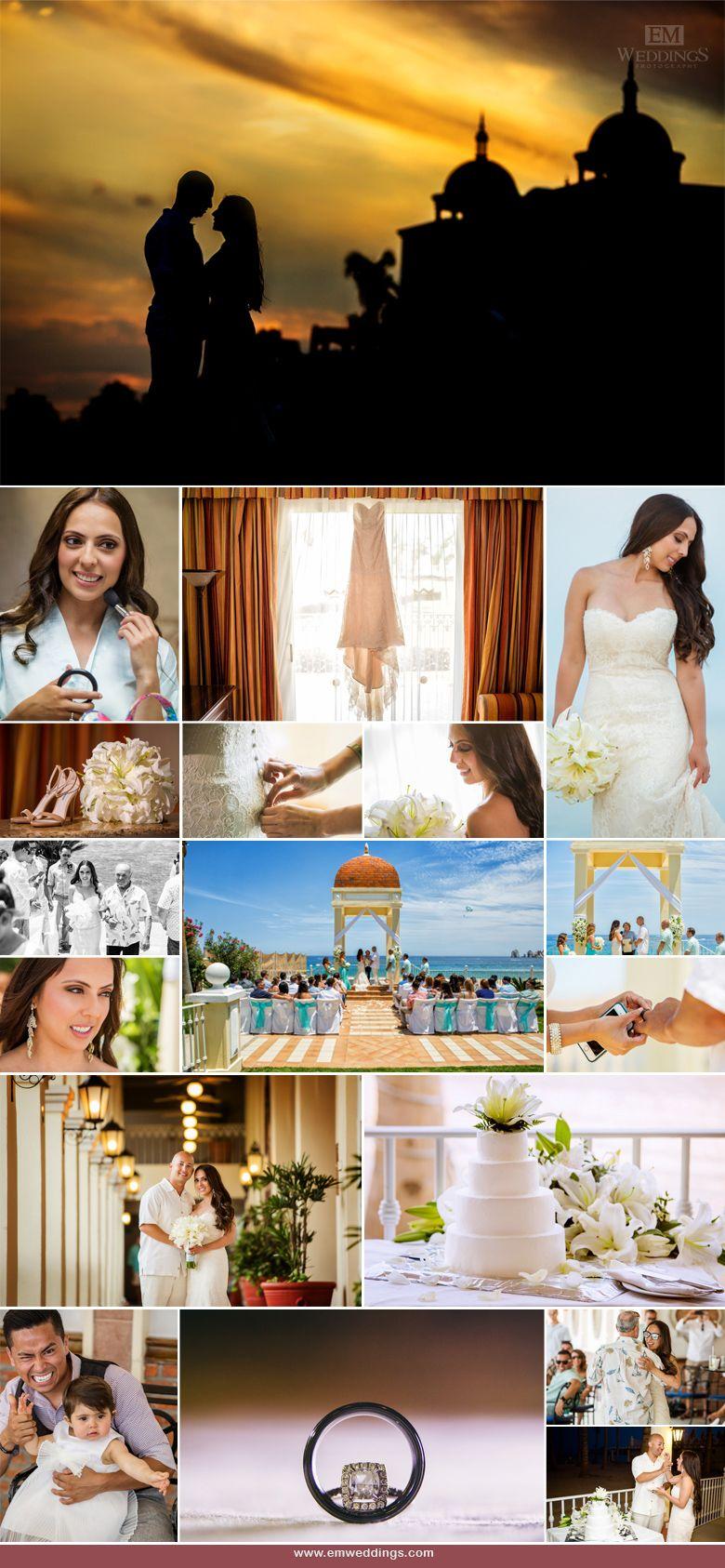 Adrian and Jessica I Hotel Riu Palace I Los Cabos, México. - Los Cabos Wedding - Beach Wedding - Weddings by RIU