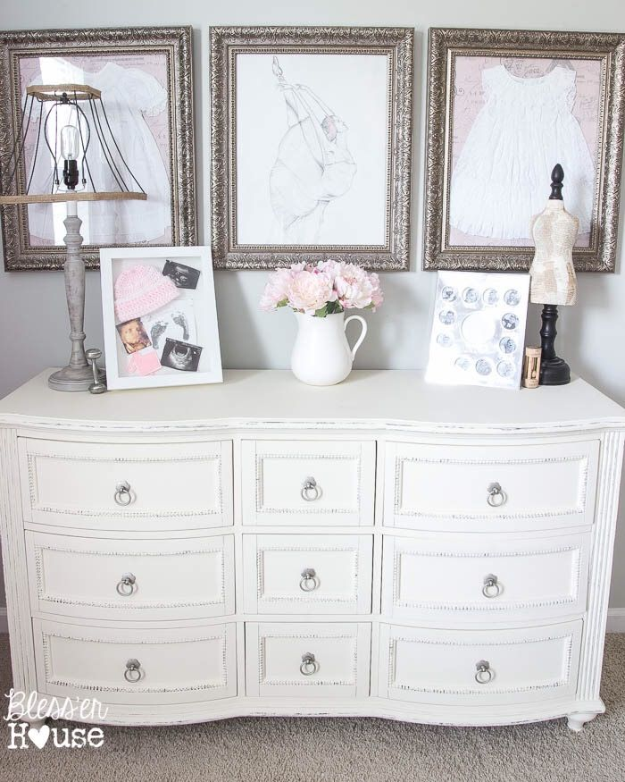wall color gray owl benjamin moore dresser is ascp old white