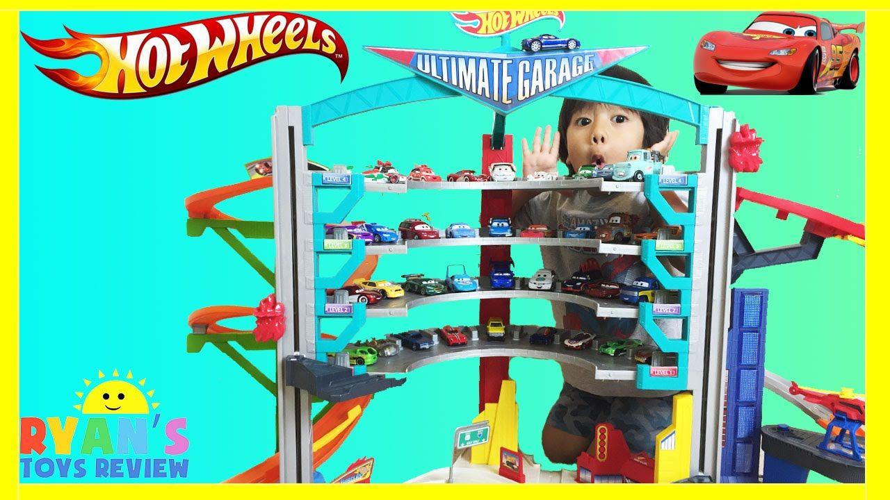 Cool Biggest Hot Wheels Ultimate Garage Playset Shark Attack