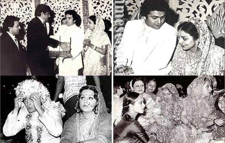 Image result for ritu rishi neetu wedding