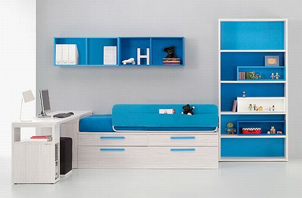 Charmant Modern Kids BM Furniture 1 Modern Kids Furniture Ideas From BM