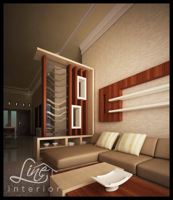 Desain Dekorasi Ruang Tamu Sempit Memanjang Home Home Decor Interior Design ruang tamu sempit