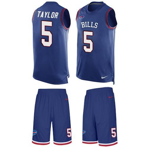colts malik hooker jersey nike bills 5 tyrod taylor royal blue team color mens stitched