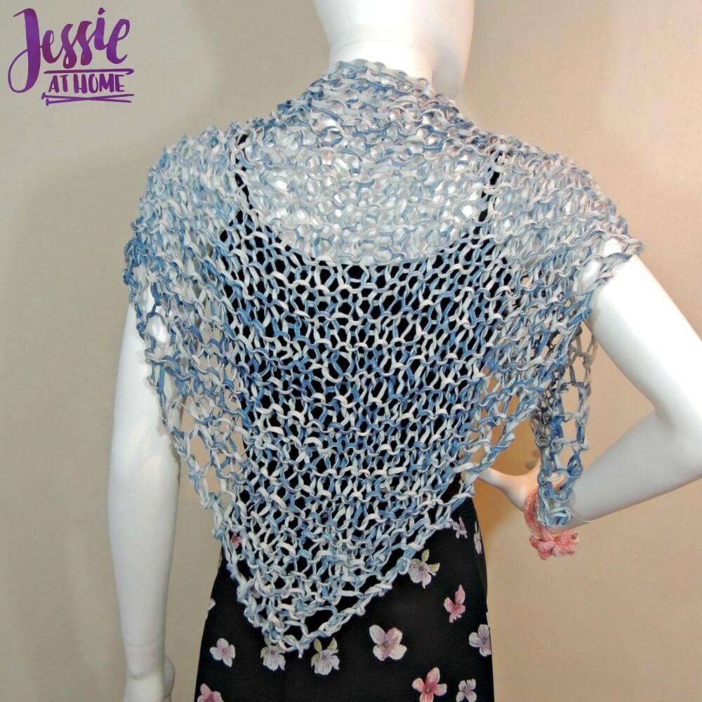 Just Meshing Around | Knit patterns, Shawl and Pattern design